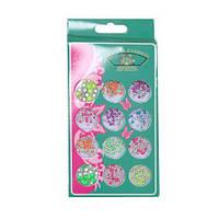 Декор для ногтей кнопки - 217151