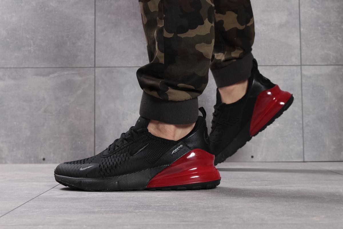 Кроссовки мужские 16064, Nike Air 270, черные, < 44 > р. 44-26,5см.