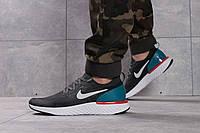 Кроссовки мужские 16103, Nike Epic React, темно-серые, < 43 44 > р. 43-28,0см., фото 1