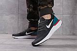 Кроссовки мужские 16103, Nike Epic React темно-серы, [ 43 44 ] р. 43-28,0см., фото 4