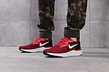 Кросівки чоловічі 16104, Nike Epic React, червоні, [ 43 44 ] р. 44-28,8 див., фото 2