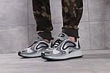 Кросівки чоловічі 16124, Nike Air 720, сірі, [ 44 45 ] р. 44-28,4 див., фото 2