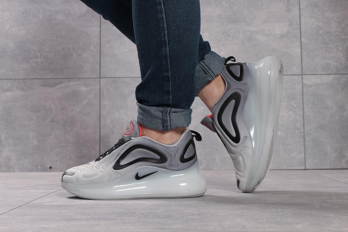 Кросівки жіночі 16134, Nike Air 720, сірі, [ 38 39 40 41 ] р. 38-24,5 див.