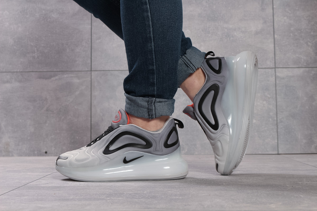 Кроссовки женские 16134, Nike Air 720, серые, < 38 39 40 41 > р.38-24,5