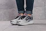 Кросівки жіночі 16134, Nike Air 720, сірі, [ 38 39 40 41 ] р. 38-24,5 див., фото 2