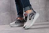 Кросівки жіночі 16134, Nike Air 720, сірі, [ 38 39 40 41 ] р. 38-24,5 див., фото 4