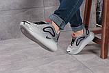Кросівки жіночі 16134, Nike Air 720, сірі, [ 38 39 40 41 ] р. 38-24,5 див., фото 5