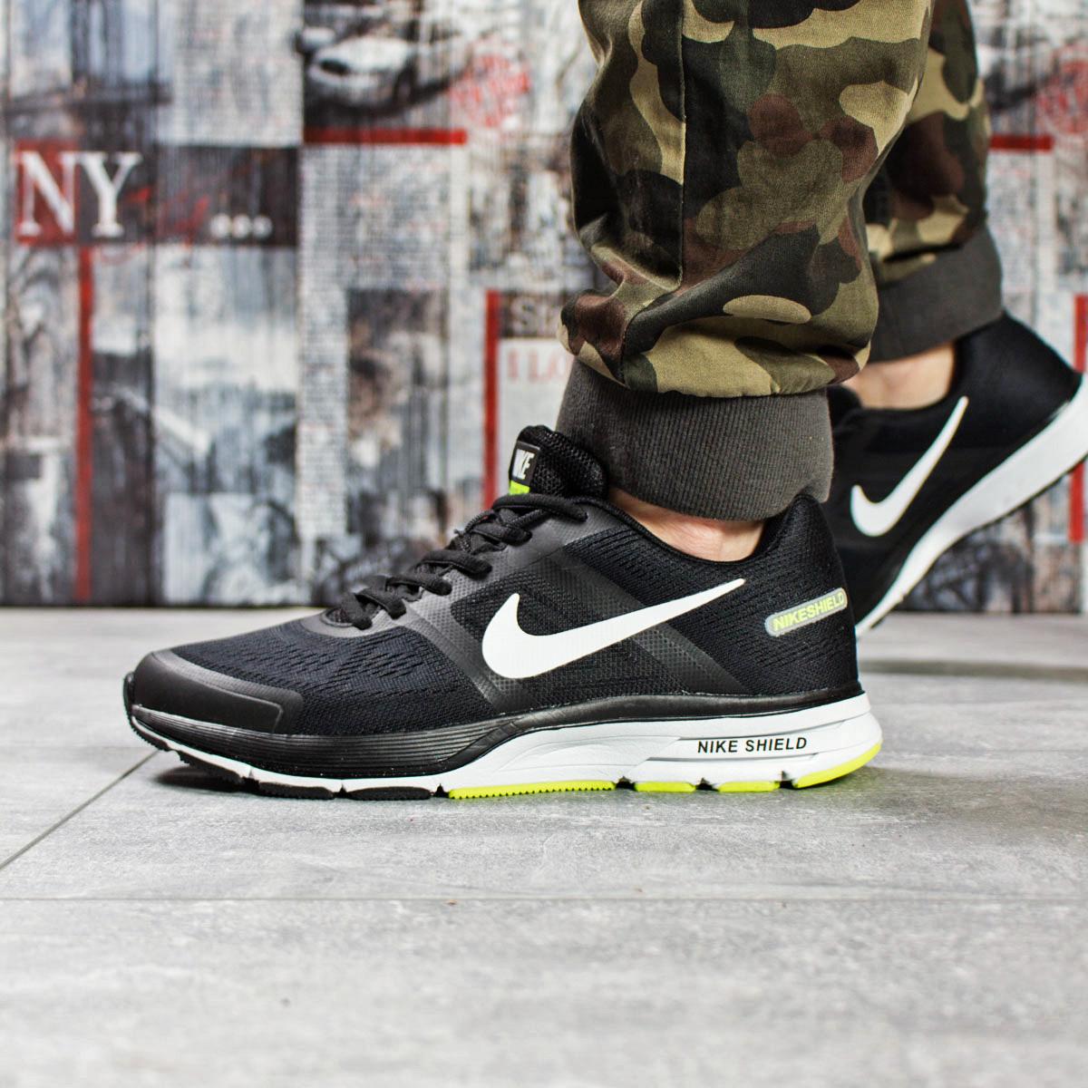 Кросівки чоловічі 16153, Nike Pegasus 30, чорні, [ 44 ] р. 44-28,5 див.