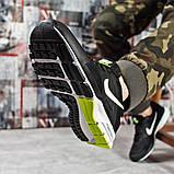 Кросівки чоловічі 16153, Nike Pegasus 30, чорні, [ 44 ] р. 44-28,5 див., фото 5