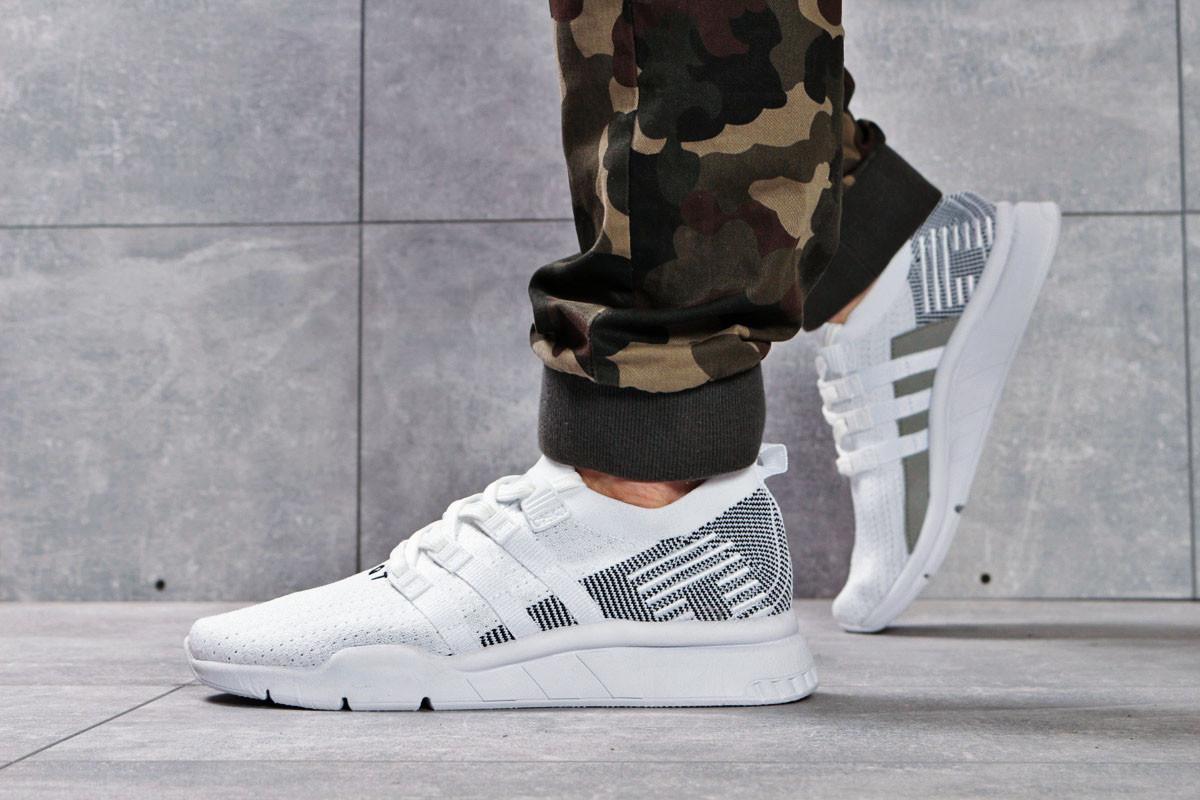 Кроссовки мужские 16202, Adidas EQT Support, белые, < 45 > р.45-29,3