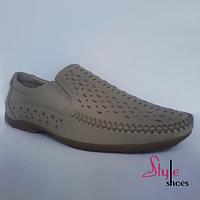 Подростковые туфли лоферы