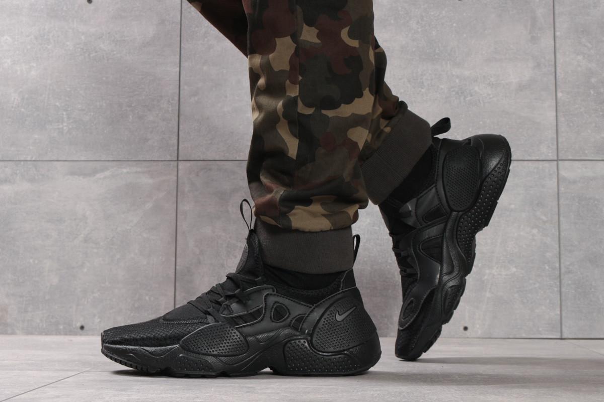 Кроссовки мужские 16311, Nike Edge, черные, < 41 44 > р.41-27,0