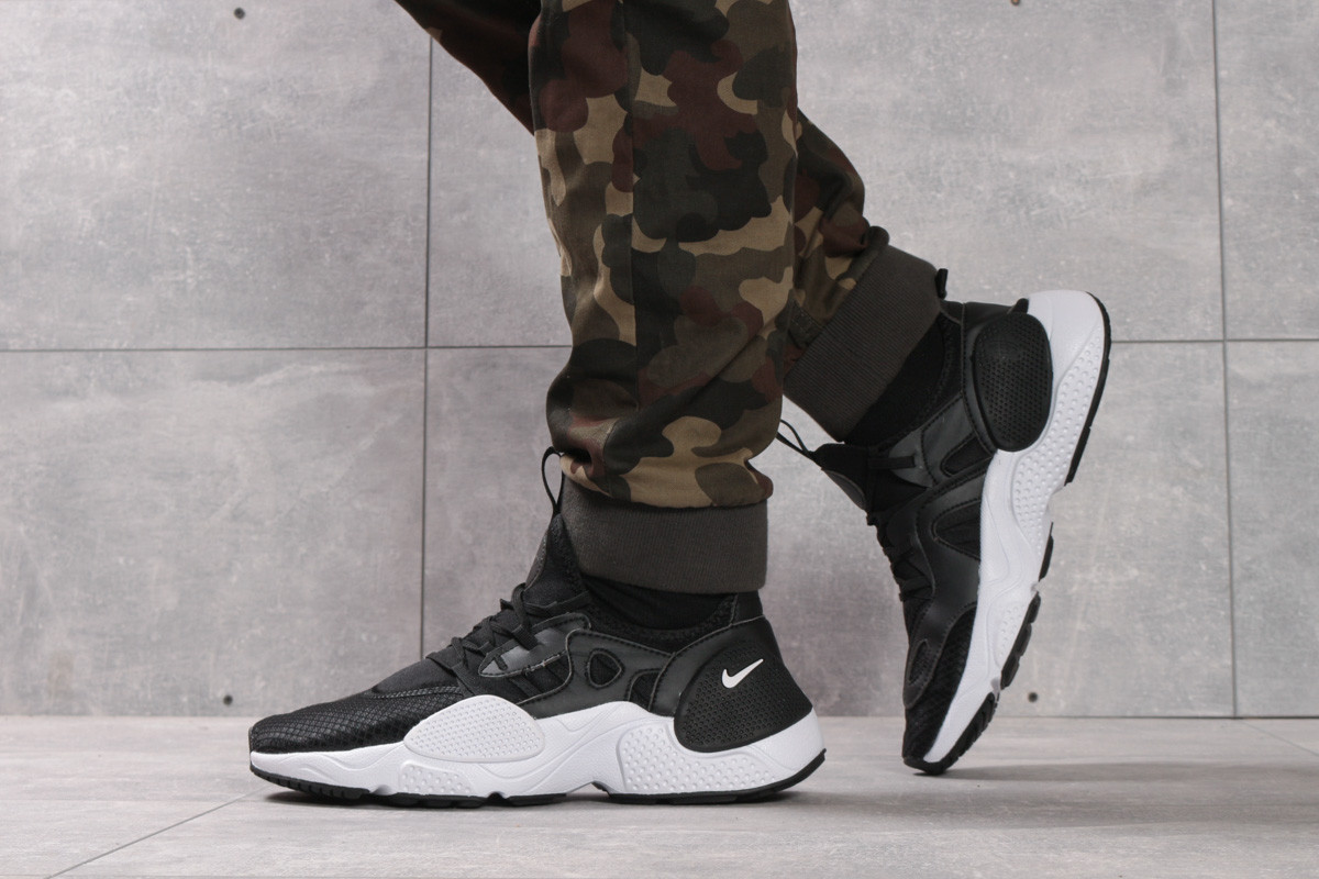 Кроссовки мужские 16312, Nike Edge, черные, < 43 44 > р.43-28,1