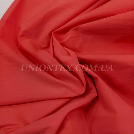 Ткань парашют красный, фото 2