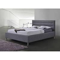 Деревянная кровать Liden 87499, цвет - серый