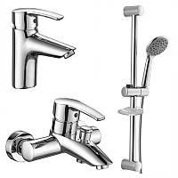 Набор смесителей для ванны IMPRESE Horak 034993