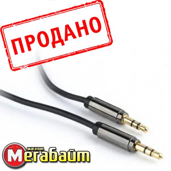 Аудио-кабель Cablexpert (CCAP-444-0.75M), 3.5мм - 3.5мм, 0.75 м, черный