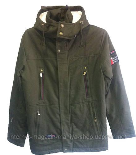 Мужская куртка 7 км