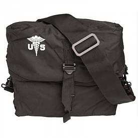 Сумка медицинская Mil-Tec US Med. Kit Bag черная