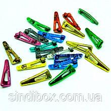 Безпечні шпильки кольорові 4,5 см - уп. 50 шт. (653-Т-0125)