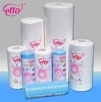 Одноразовые полотенца, салфетки Etto