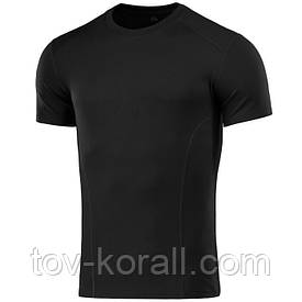 M-Tac футболка Coolmax Athletic черная