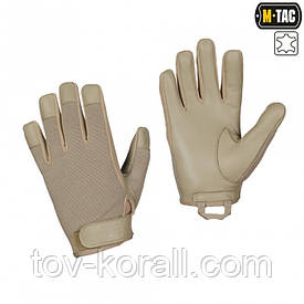 M-Tac перчатки Police хаки