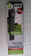 Обогреватель для аквариума Aquael EASYHEATER 100 Вт нагреватель пластиковый с терморегулятором для акв.75-100л