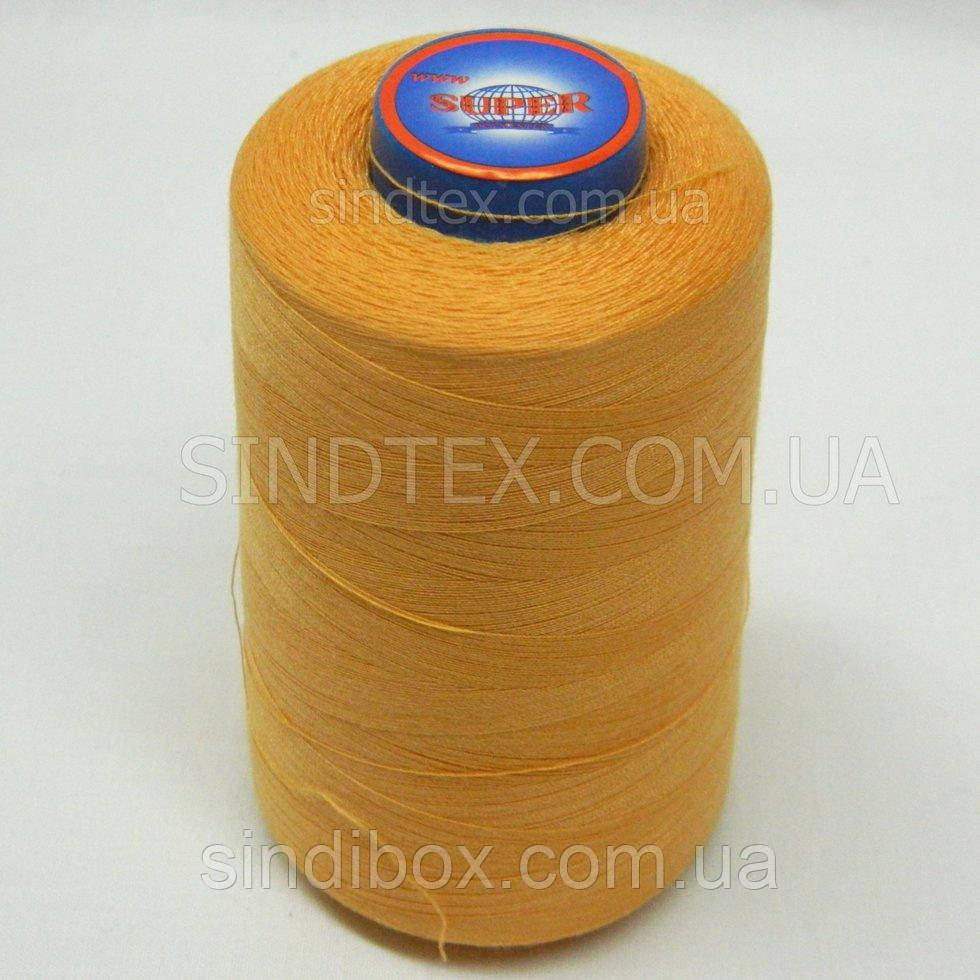 312 Нитки Super швейні кольорові 40/2 4000ярдов (6-2274-М-312)