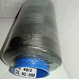096 Нитки Super швейные цветные 40/2 4000ярдов (6-2274-М-096), фото 2