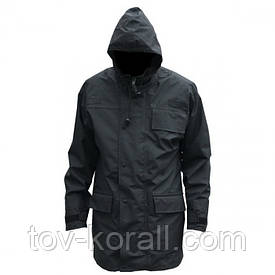 Куртка для спецслужб черная