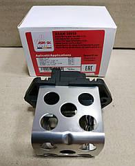 Резистор вентилятора охлаждения Dacia Super Nova (Asam 30959)(среднее качество)