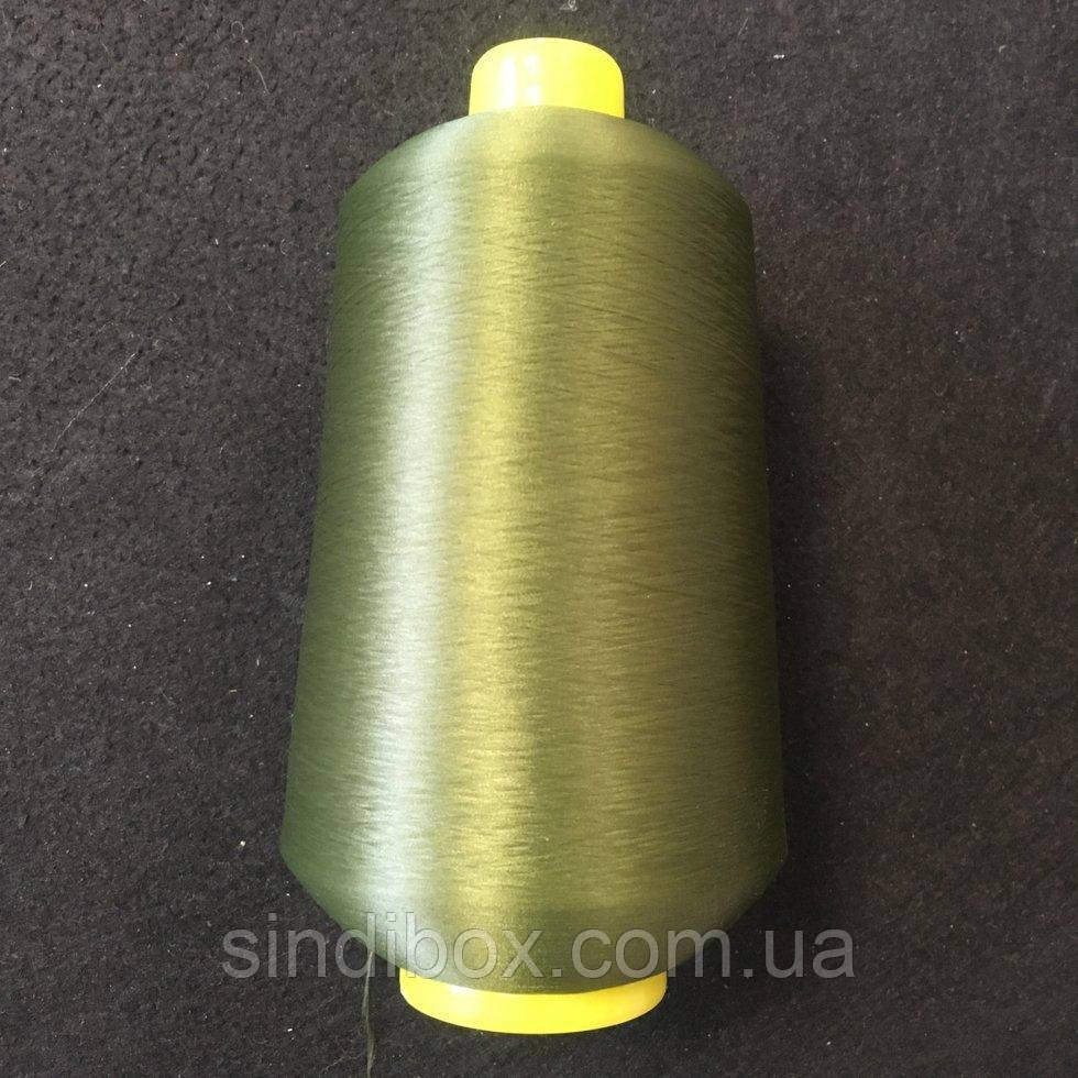 422-Текстуровані Kiwi (ківі) нитки для оверлока 150D/1 (20.000 м.) (339-Kiwi-081)