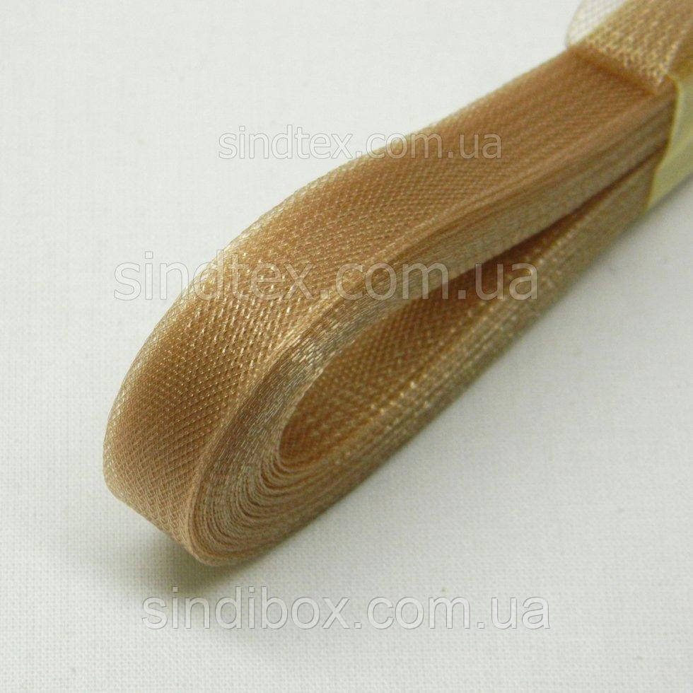1,2 см Регилин (крінолін) колір 08 (капучіно) (653-Т-0306)