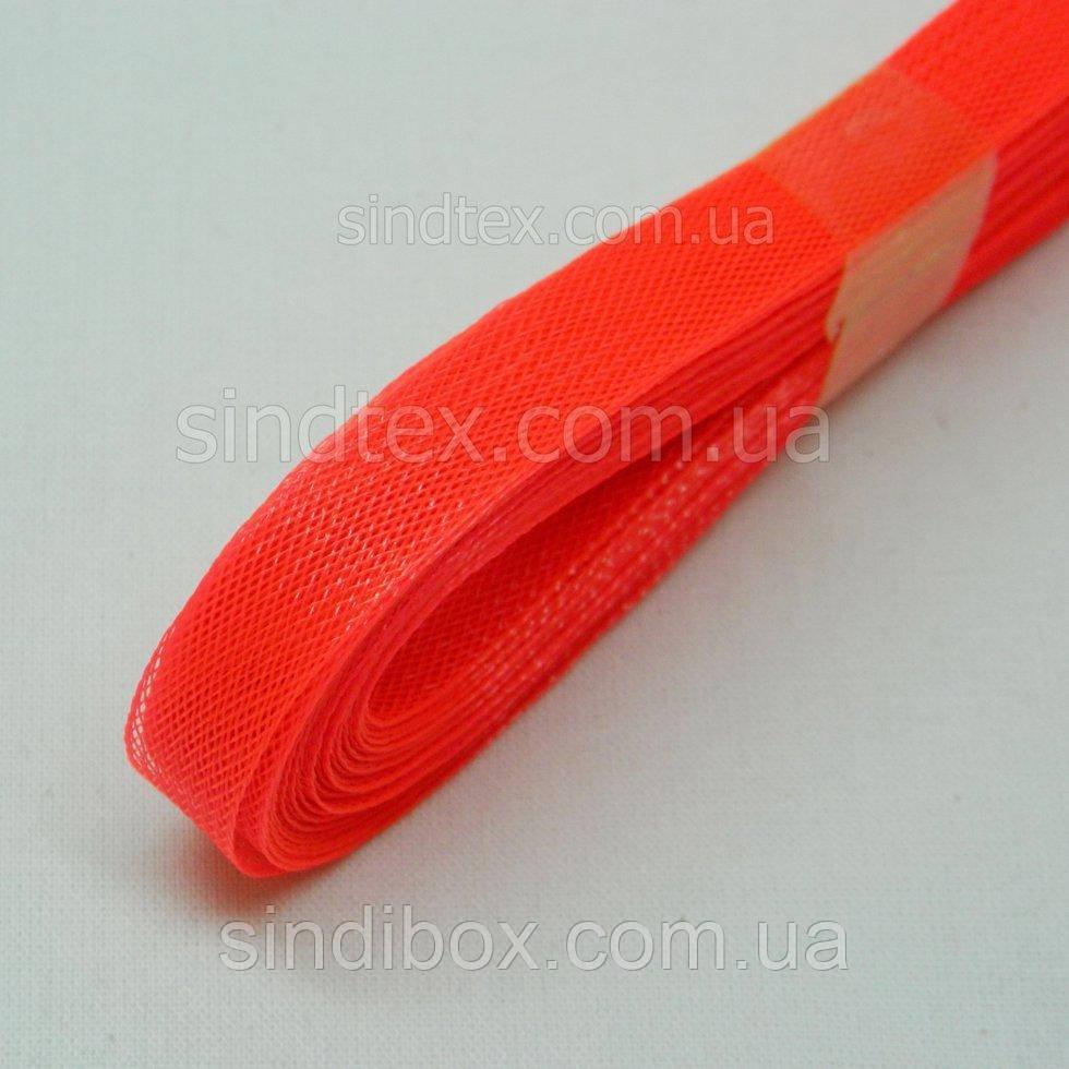 2,5 см Регилин (крінолін) колір 03 (помаранчевий) (653-Т-0323)