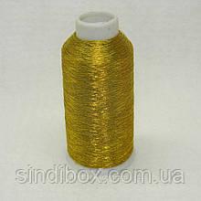 3051 вишивальні Нитки металізовані 120/2 поліестер ТМ Nitex (5000ярдов) (ВЕЛЛ-265)