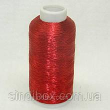 3066 вишивальні Нитки металізовані 120/2 поліестер ТМ Nitex (5000ярдов) (ВЕЛЛ-268)