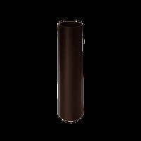 Труба водосточная Rainway 75 мм x 3 метра, Цвет: Коричневый