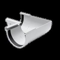 Угол водосточного желоба, внутренний 90° Rainway 90 мм, Цвет: Белый