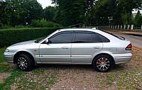 Дефлекторы стекол Mazda 626 Sd/Hb 5d (GF) 1997-2002/Capella Sd 1997-2002 (Мазда 626) Cobra Tuning
