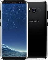 Samsung Galaxy S8 Black (SM-G950) 64 Gb, 1 SIM, Новые, Оригинальные, в Пленках