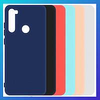 Xiaomi Redmi Note 8 защитный чехол Candy \ захисний чохол