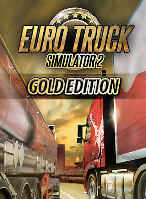 Euro Truck Simulator 2 Gold Edition (PC) Электронный ключ