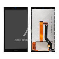 Дисплей (LCD) HTC 626/ 626G Desire Dual Sim/ 530/ 630/ 650 + сенсор чёрный