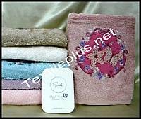 Комплект лицевых и банных полотенец Sikel Турция