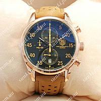 Часы мужские TAG Heuer Carrera 1887 SpaceX Quartz Gold/Black-Yellow 2129