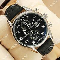 Часы мужские TAG Heuer Carrera 1887 SpaceX Quartz Silver/Black-white 2133