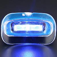 Оборудование для отбеливания зубов в домашних условиях BRELONG YC - 31 небесно-голубой