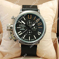 Часы мужские U-boat Italo Fontana Silver-Black 3902