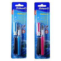 Ручка перьевая Pelikano перо L цветные